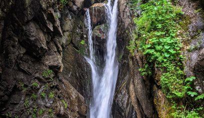 Tsav waterfall in Shikahogh reserve