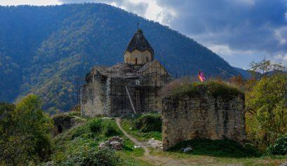 Yeritsmankants monastery in Artsakh